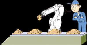 Roboty Melfa - bezpečnosť a kolaborácia