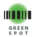 Datalogic AREX 400 - Green spot (zelené svetlo)