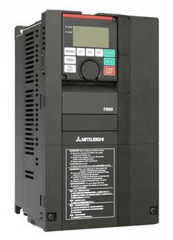 Frekvenčné meniče Mitsubishi Electric FR-F800