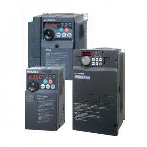 Frekvenčné meniče Mitsubishi Electric