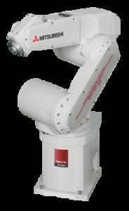 Robot Mitsubishi MELFA RV - 6 osé roboty