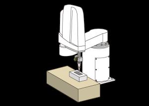 Scara roboty - spájkovanie
