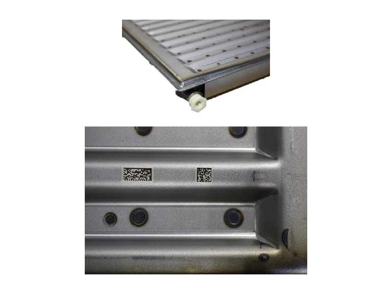 Datalogic Arex 20W - Značenie radiátorov