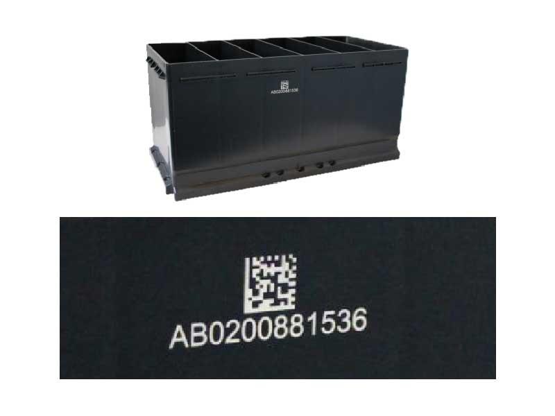 Datalogic UNIQ - Traceabilita obalov batérií