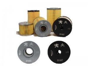 Datalogic VLASE IR - Značenie tela filtrov