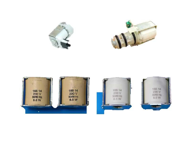 Datalogic VLASE IR - Značenie PP ventilov