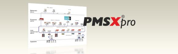 Softvér PMSX Pro - Decentralizované riadiace systémy