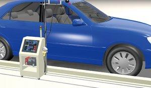 Automatizácia v automotive - Externá kontrola