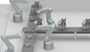 Automatizácia v automotive - Montáž výrobkov
