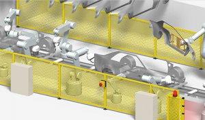Automatizácia v automotive - Zváranie karosérie