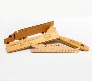 Laserové značenie dreva
