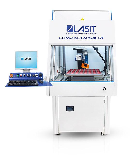 Laserová gravírovačka Lasit CompactMark G7