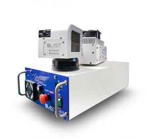 Priemyselný polovodičový laser LASIT Fly Air Green