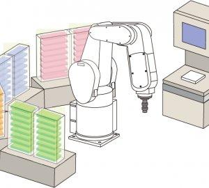 Obsluha strojov a testovanie